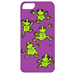 sticky things Apple iPhone 5 Classic Hardshell Case by Contest1760572
