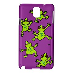 sticky things Samsung Galaxy Note 3 N9005 Hardshell Case by Contest1760572