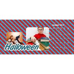 Calendar By C1   Desktop Calendar 11  X 5    4o16cdl2kxgm   Www Artscow Com Oct 2014
