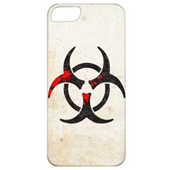 Biohazard Symbol Apple iPhone 5 Classic Hardshell Case by Contest1775858