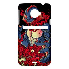 Creature HTC Evo 4G LTE Hardshell Case  by Contest1775858