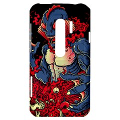Creature HTC Evo 3D Hardshell Case  by Contest1775858