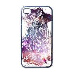 Cosmic Owl Apple Iphone 4 Case (black) by Contest1775858