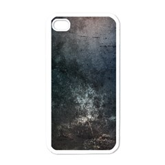 Grunge Metal Texture Apple Iphone 4 Case (white) by Contest1775858