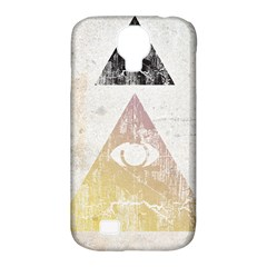 All Seeing Eye Samsung Galaxy S4 Classic Hardshell Case (pc+silicone) by Contest1775858