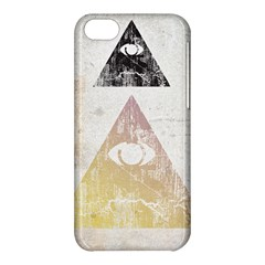 All Seeing Eye Apple Iphone 5c Hardshell Case by Contest1775858