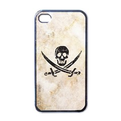 Pirate Apple Iphone 4 Case (black) by Contest1775858