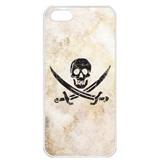 Pirate Apple Iphone 5 Seamless Case (white) by Contest1775858