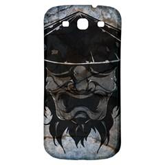 Stone Samurai Samsung Galaxy S3 S III Classic Hardshell Back Case by Contest1775858