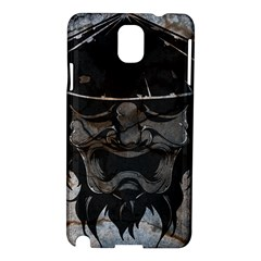 Stone Samurai Samsung Galaxy Note 3 N9005 Hardshell Case by Contest1775858