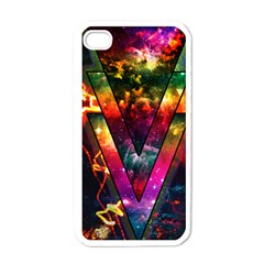 Triangles Apple Iphone 4 Case (white) by Contest1775858