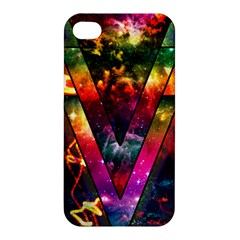 Triangles Apple iPhone 4/4S Hardshell Case by Contest1775858