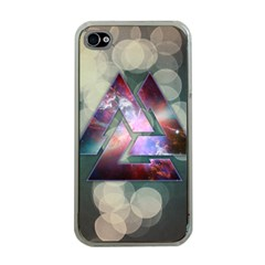 Triple Knot Apple Iphone 4 Case (clear) by Contest1775858