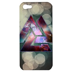Triple Knot Apple Iphone 5 Hardshell Case by Contest1775858