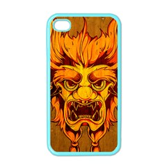 Oni Apple Iphone 4 Case (color) by Contest1775858