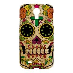 Sugar Skull Samsung Galaxy S4 I9500/I9505 Hardshell Case by Contest1775858