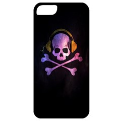 Rock Out With Your Skull Out    Apple Iphone 5 Classic Hardshell Case by TheTalkingDead