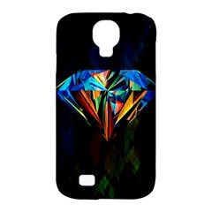 Diamonds are forever. Samsung Galaxy S4 Classic Hardshell Case (PC+Silicone) by TheTalkingDead