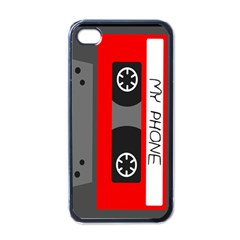 Cassette Phone Apple Iphone 4 Case (black) by TheTalkingDead