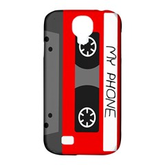 Cassette Phone Samsung Galaxy S4 Classic Hardshell Case (pc+silicone) by TheTalkingDead