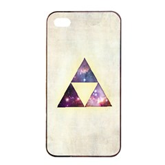 Cosmic Triangles Apple Iphone 4/4s Seamless Case (black) by Contest1775858