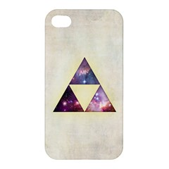 Cosmic Triangles Apple Iphone 4/4s Hardshell Case by Contest1775858