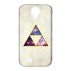 Cosmic Triangles Samsung Galaxy S4 Classic Hardshell Case (pc+silicone) by Contest1775858