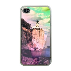 Lighthouse Apple Iphone 4 Case (clear) by Contest1775858
