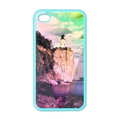 Lighthouse Apple Iphone 4 Case (color) by Contest1775858