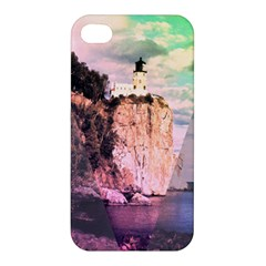 Lighthouse Apple Iphone 4/4s Premium Hardshell Case by Contest1775858