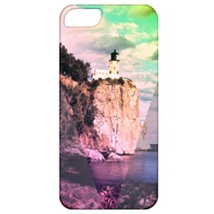 Lighthouse Apple Iphone 5 Classic Hardshell Case by Contest1775858