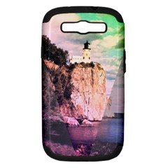 Lighthouse Samsung Galaxy S Iii Hardshell Case (pc+silicone) by Contest1775858