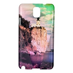 Lighthouse Samsung Galaxy Note 3 N9005 Hardshell Case by Contest1775858