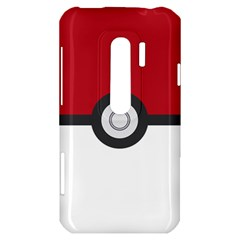 Let s Catch  Em All! HTC Evo 3D Hardshell Case  by ContestDesigns