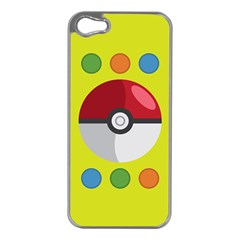 Starters Apple Iphone 5 Case (silver) by ContestDesigns