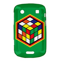 Colorful Cube, Solve It! BlackBerry Bold Touch 9900 9930 Hardshell Case  by ContestDesigns