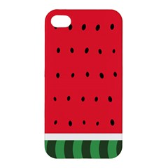 Watermelon! Apple iPhone 4/4S Hardshell Case by ContestDesigns