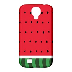 Watermelon! Samsung Galaxy S4 Classic Hardshell Case (PC+Silicone) by ContestDesigns