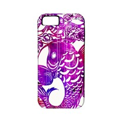 Form Of Auspiciousness Apple Iphone 5 Classic Hardshell Case (pc+silicone) by doodlelabel