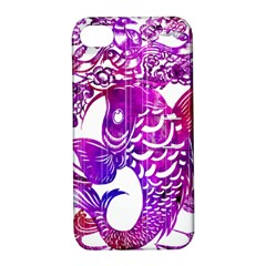 Form Of Auspiciousness Apple Iphone 4/4s Hardshell Case With Stand by doodlelabel
