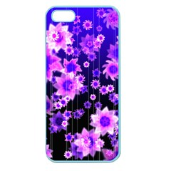 Midnight Forest Apple Seamless iPhone 5 Case (Color)