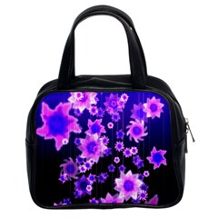 Midnight Forest Classic Handbag (two Sides) by doodlelabel