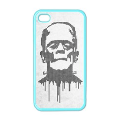 Monster Apple Iphone 4 Case (color) by Contest1732468