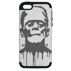 Monster Apple iPhone 5 Hardshell Case (PC+Silicone) by Contest1732468