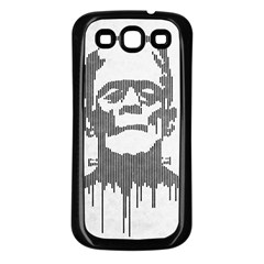 Monster Samsung Galaxy S3 Back Case (black) by Contest1732468