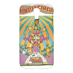 monster circus Samsung Galaxy S4 I9500/I9505 Hardshell Case by Contest1731890
