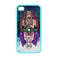 Love And Hate Apple Iphone 4 Case (color) by Contest1731890