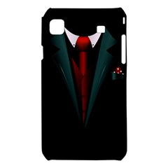 all dressed up and no one to call Samsung Galaxy S i9008 Hardshell Case by TheTalkingDead
