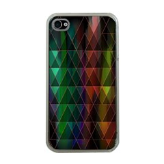 Color Apple Iphone 4 Case (clear) by ILANA