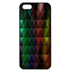 Color Apple iPhone 5 Seamless Case (Black) by ILANA